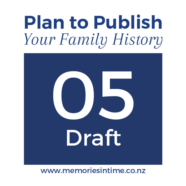 05 - Plan to Publish