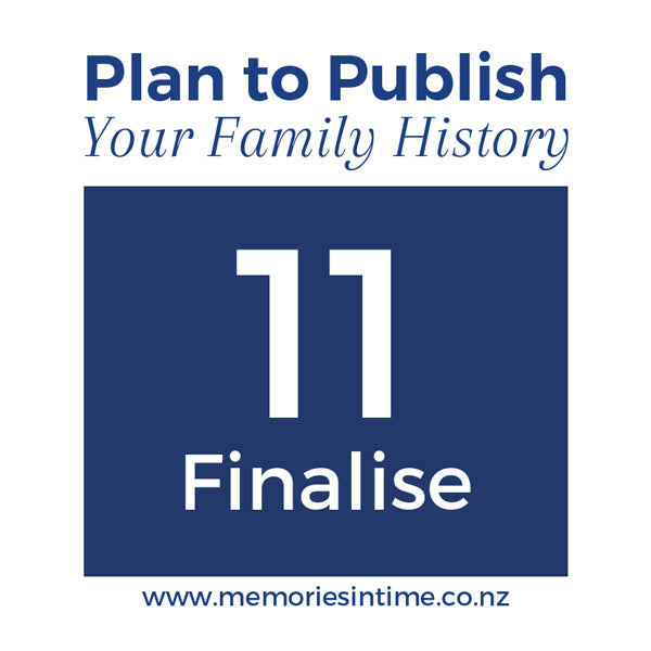11 - Plan to Publish
