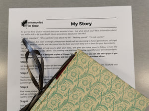 My Story - Planner & Template
