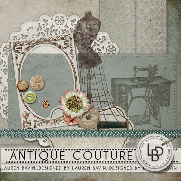 Antique Couture