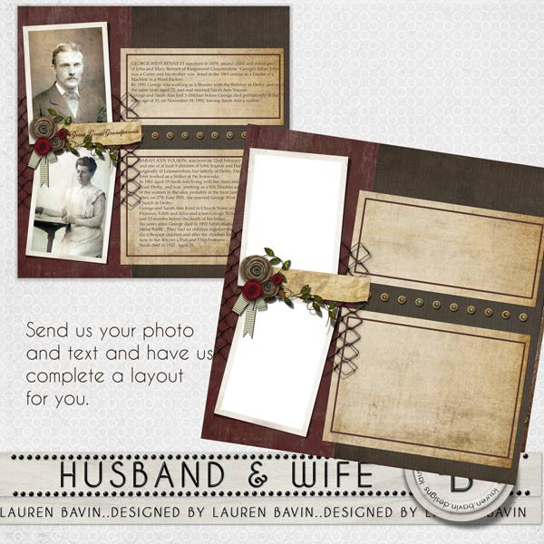 Husband and Wife - Made For You
