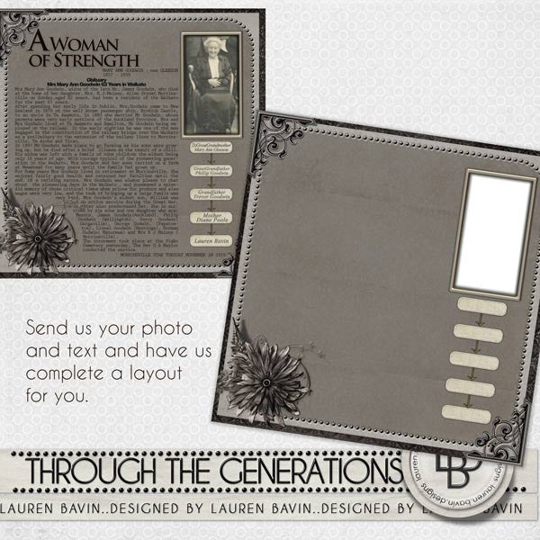 Through the Generations - Made For You