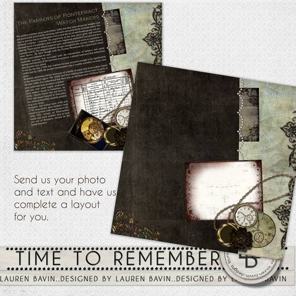 Time to Remember - Made For You