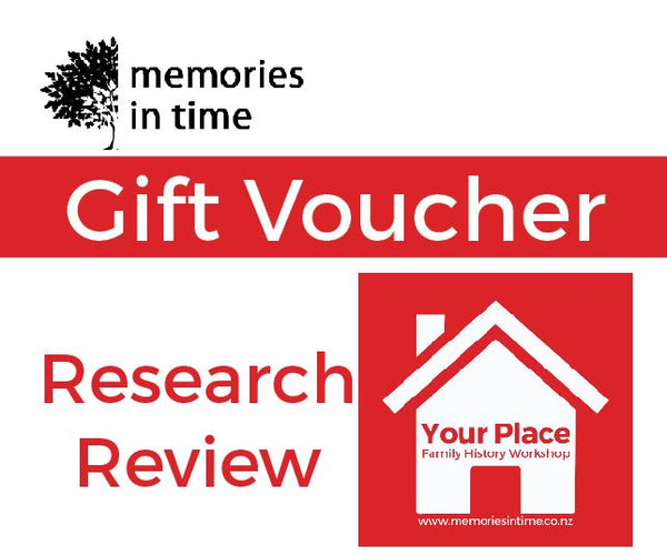Gift Voucher - Research Review