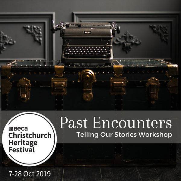 Past Encounters - Telling Our Stories