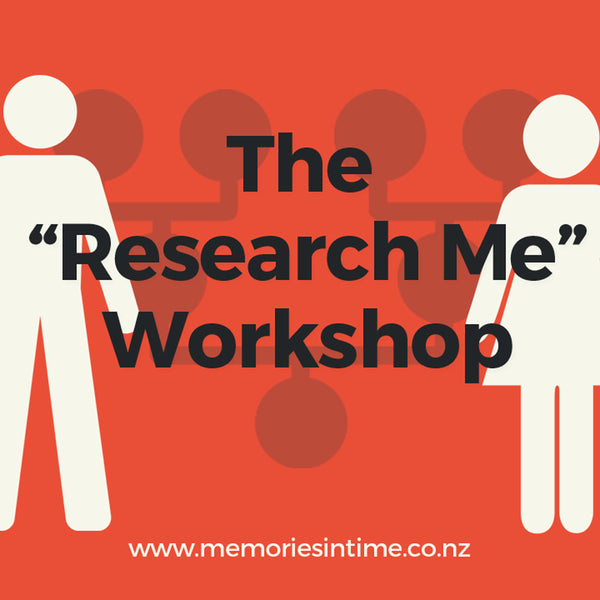 "The ""Research Me"" Workshop"