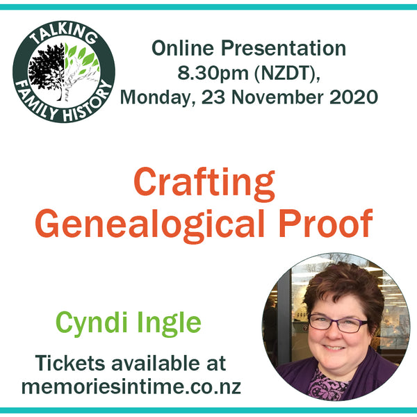 Crafting Genealogical Proof
