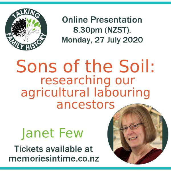 Sons of the Soil:  Researching our Agricultural Labouring Ancestors