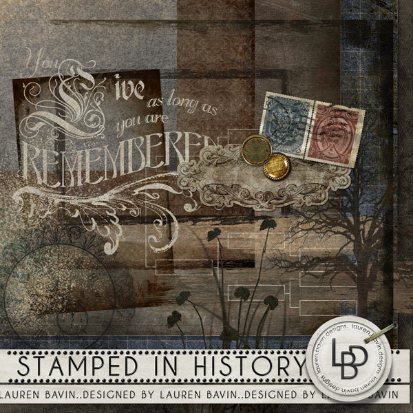Stamped in History