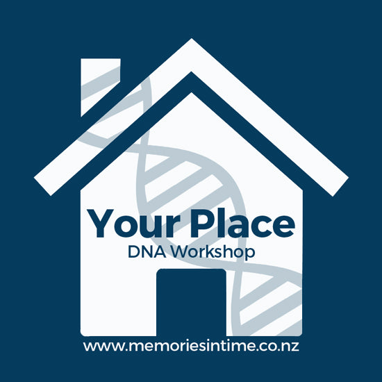 Your Place - DNA Workshop