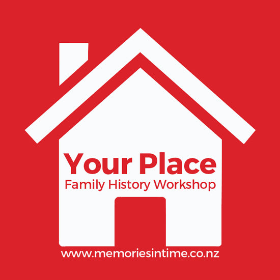 Your Place - Family History Workshop