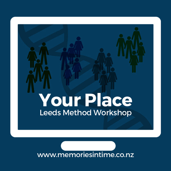 Your Place - Leeds Method Group Workshop
