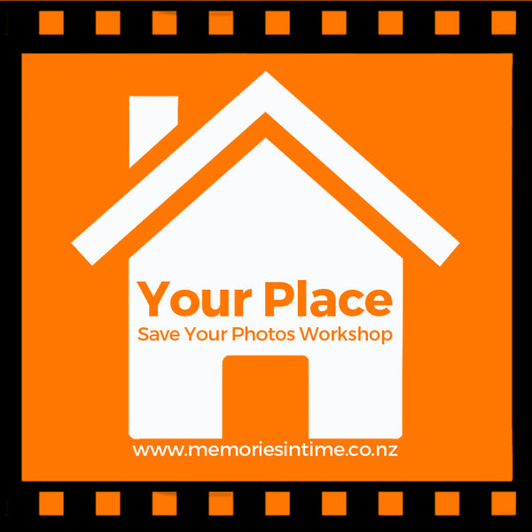 Your Place - Save Your Photos Workshop