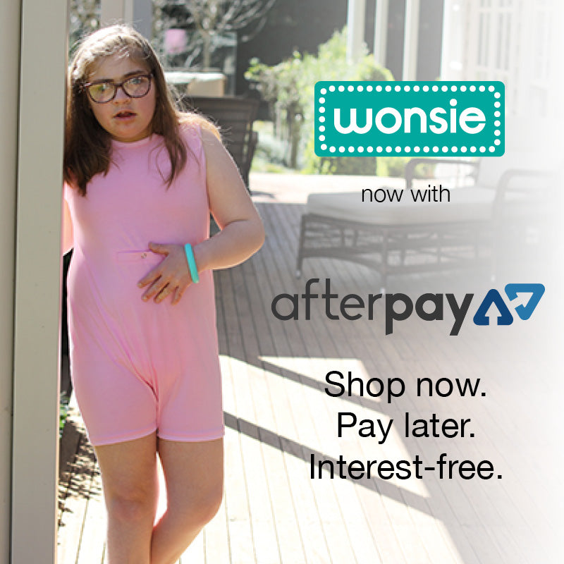 Afterpay is now available at Wonsie