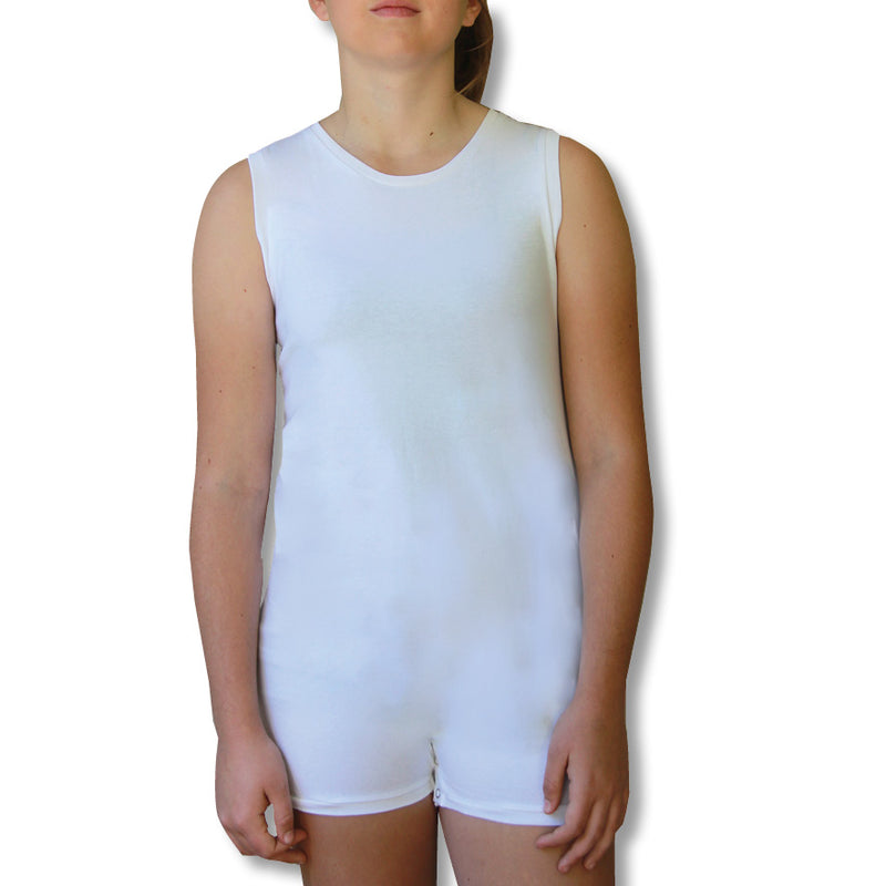 *CLEARANCE STOCK*  Size 2 Toddler Sleeveless Bodysuit - Wonsie