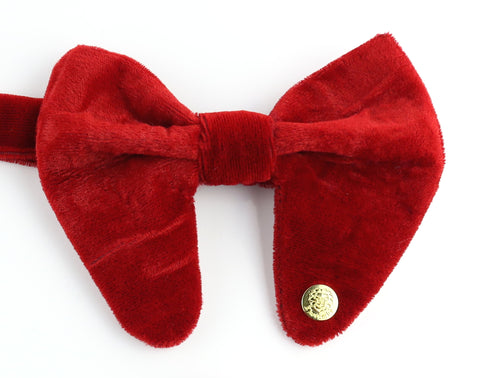 Bow Tie - Red Vintage