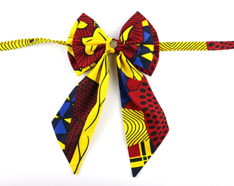 Ladies' Bow Tie - Red Ruby