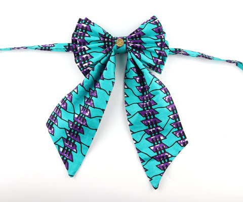 Ladies' Bow Tie - Garden