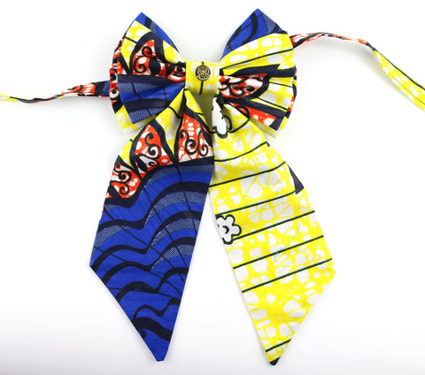 Ladies' Bow Tie - Sunshine