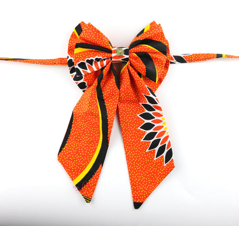 Ladies' Bow Tie - Orange