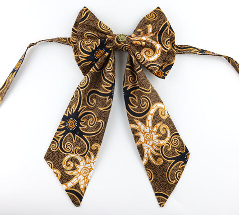 Ladies' Bow Tie - Woods