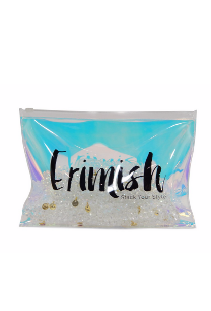 Erimish Holographic Travel Bag