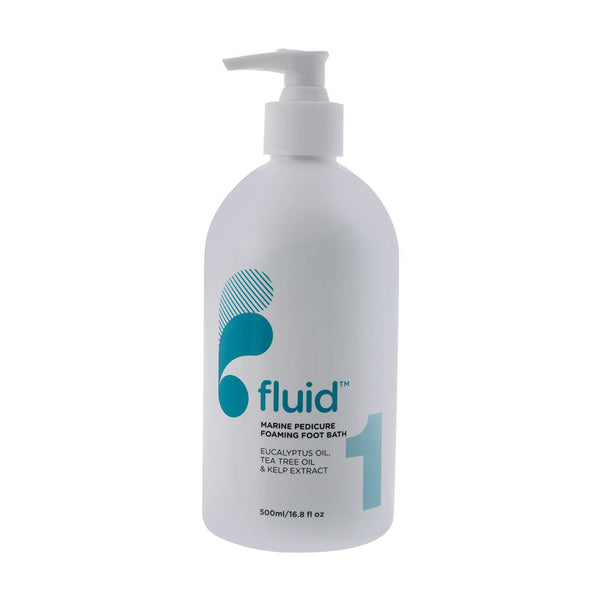 Fluid Marine Pedicure Foaming Foot Bath