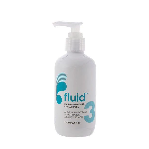 Fluid Marine Pedicure Callus Peel