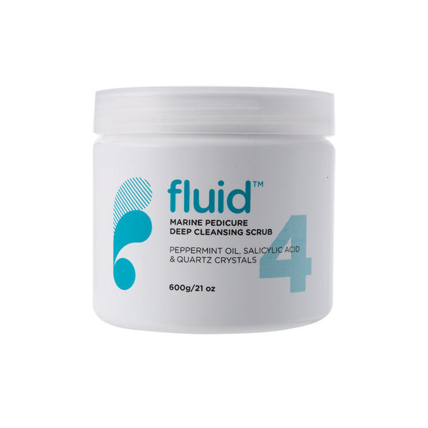 Fluid Marine Pedicure Deep Cleansing Scrub