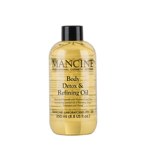 Mancine Body Detox & Refining Oil - Spacadia