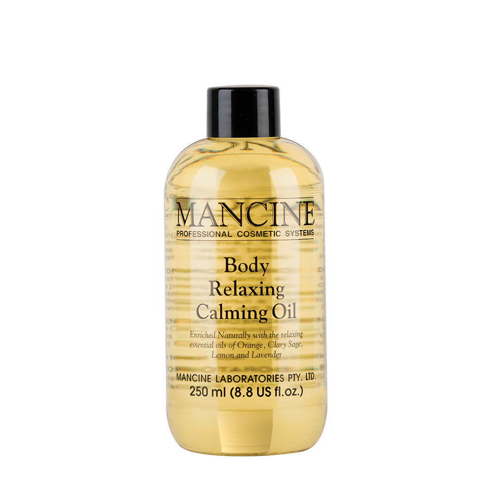 Mancine Body Relaxing Calming Oil