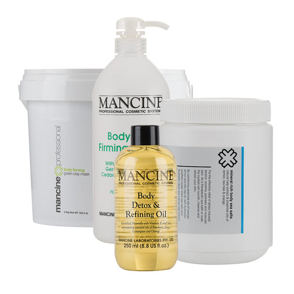 Mancine Body Spa System Firming Kit