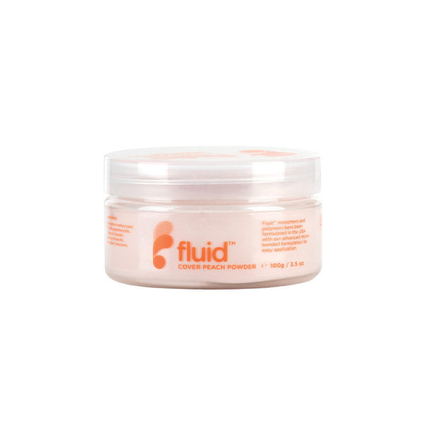 Fluid Cover Powder: Peach (100gm)