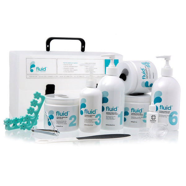 Fluid Marine Pedicure Kit - Spacadia