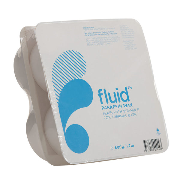 Fluid Paraffin Wax: Plain with Vitamin E - Spacadia