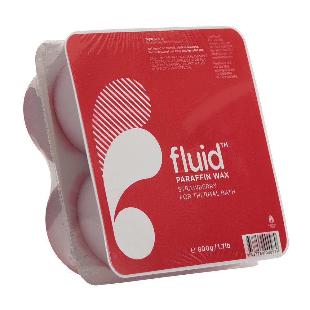 Fluid Paraffin Wax: Strawberry - Spacadia