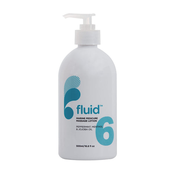 Fluid Marine Pedicure Massage Lotion - Spacadia