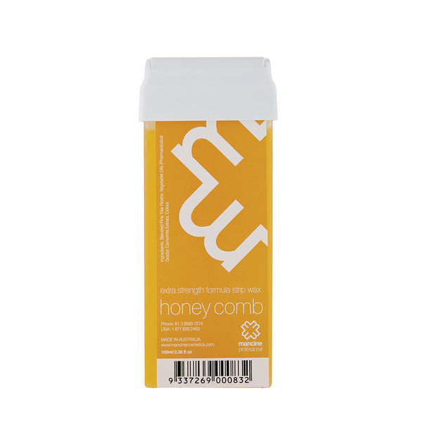 Mancine Roll-On Wax: Honey Comb - Spacadia