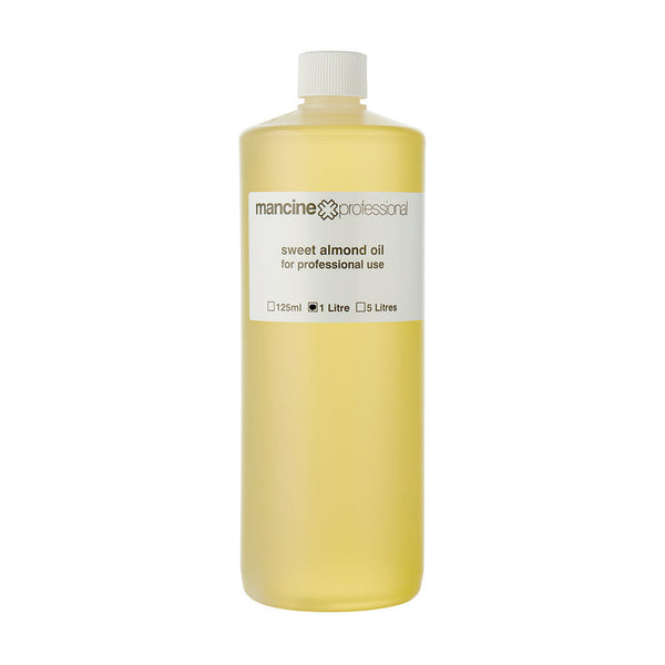 Mancine Sweet Almond Oil (1 Litre)