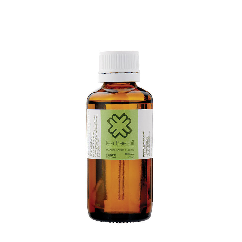 Mancine Pure Tea Tree Oil (100ml)