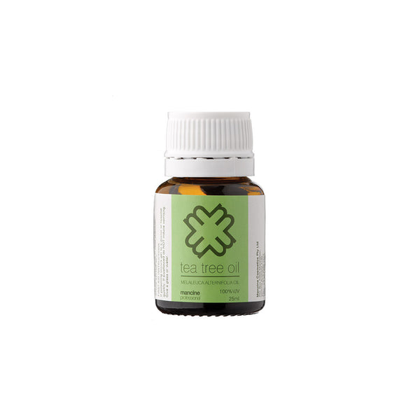 Mancine Pure Tea Tree Oil (25ml)