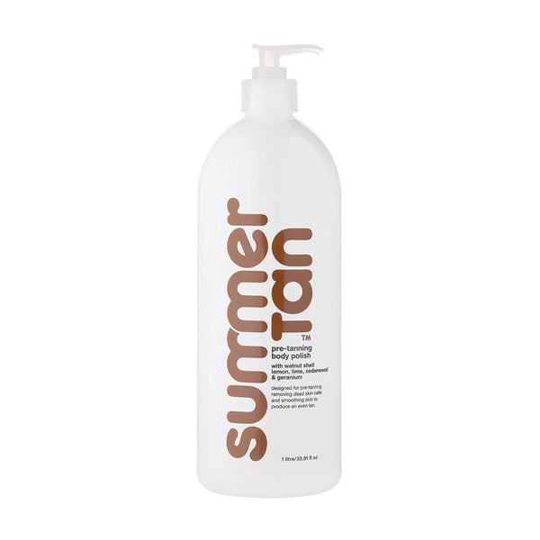Summer Tan Pre-Tanning Body Polish (1 Litre)
