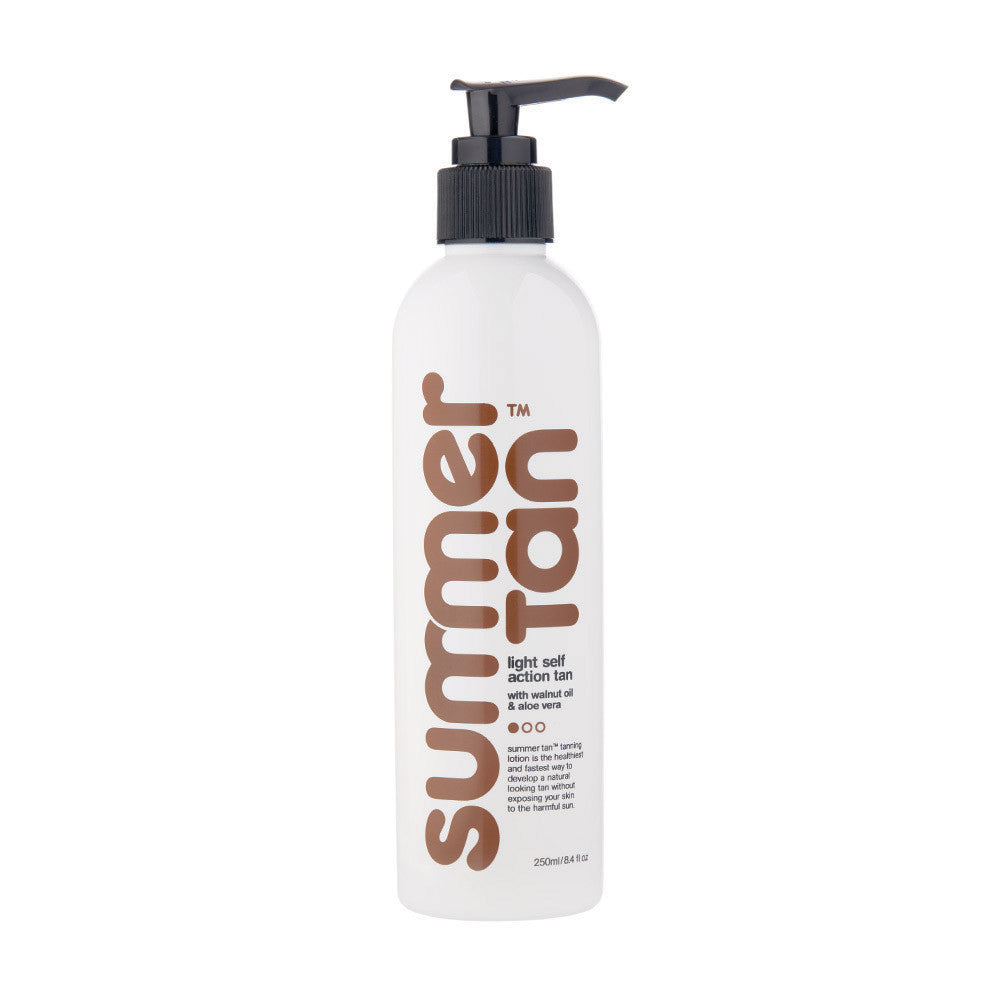 Summer Tan Instant Self Action Lotion: Light