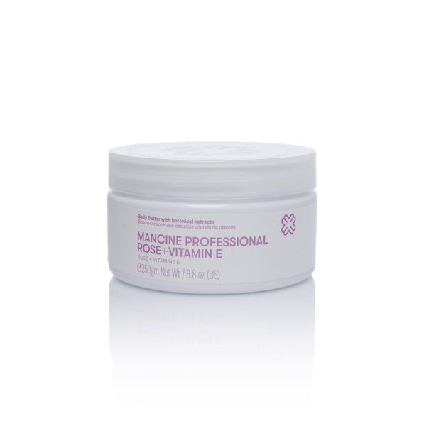 Mancine Body Butter: Rose & Vitamin E