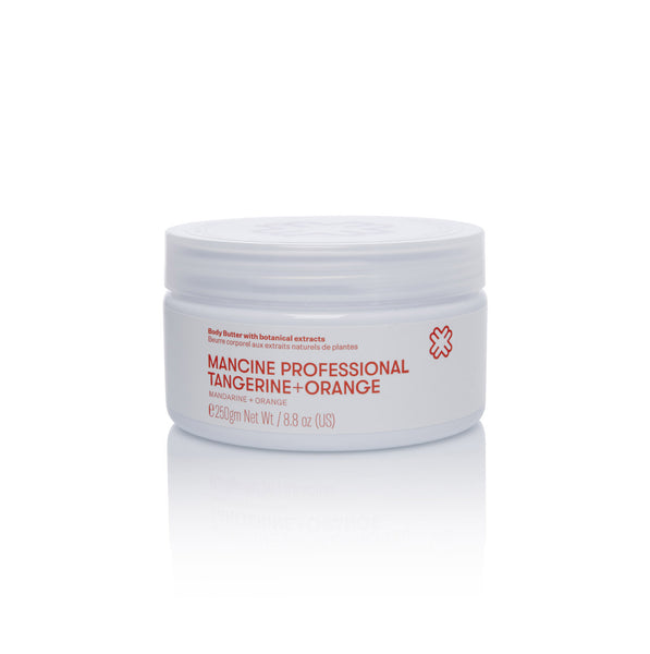 Mancine Body Butter: Tangerine & Orange