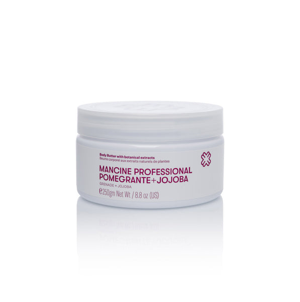 Mancine Body Butter: Pomegranate & Aloe
