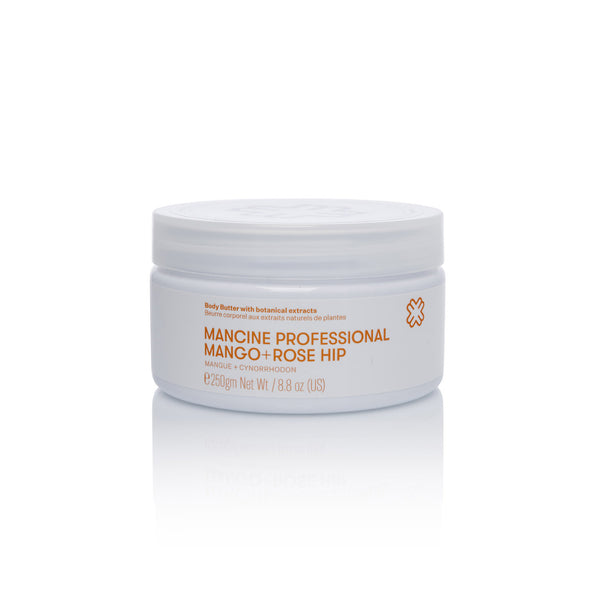 Mancine Body Butter: Mango & Rose Hip
