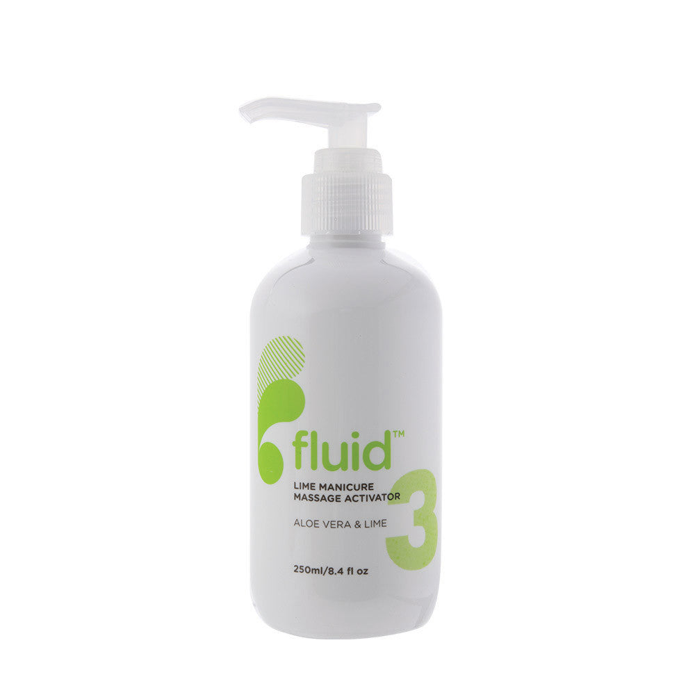 Fluid Lime Manicure Massage Activator