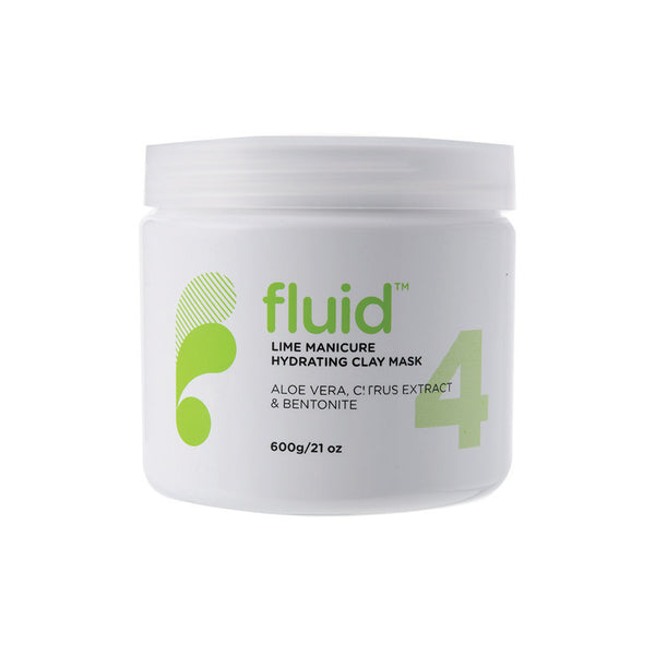 Fluid Lime Manicure Hydrating Clay Mask