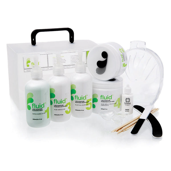 Fluid Lime Manicure Kit - Spacadia